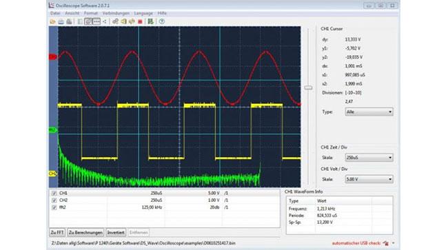 Oscilloscope-Tool