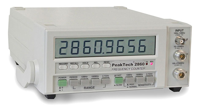 PeakTech<sup>®</sup> 2860