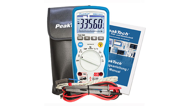 PeakTech<sup>®</sup> 3360