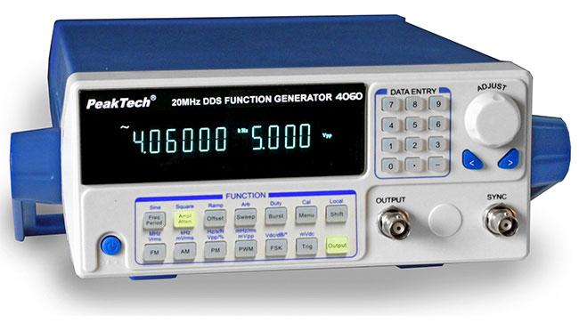 PeakTech<sup>®</sup> 4060 MV